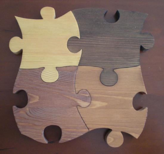 dessous de plat puzzle4