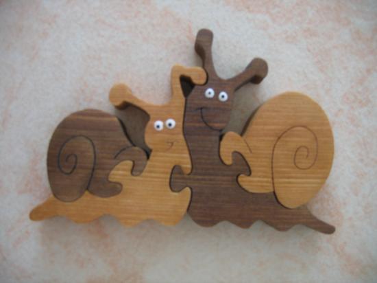 Couple d'escargot