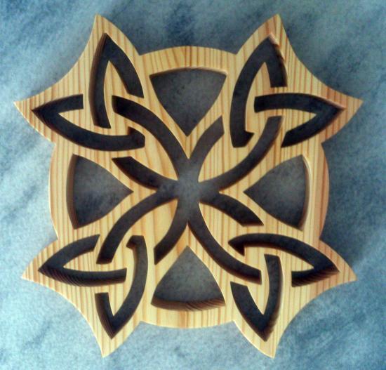 Dessous de plat celte
